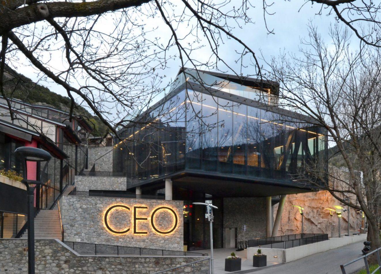 CEO - VISTA GENERAL
