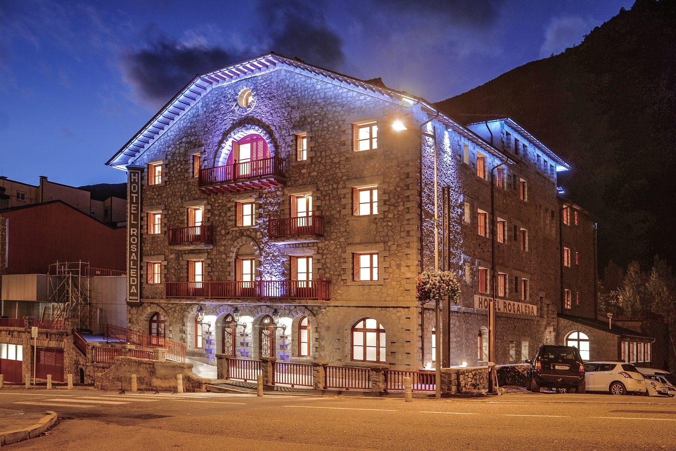 Hotel-Rosaleda